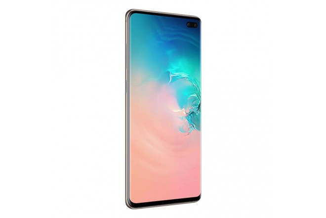 Celular SAMSUNG Galaxy S10 Plus Ceramic - 128GB Blanco_1