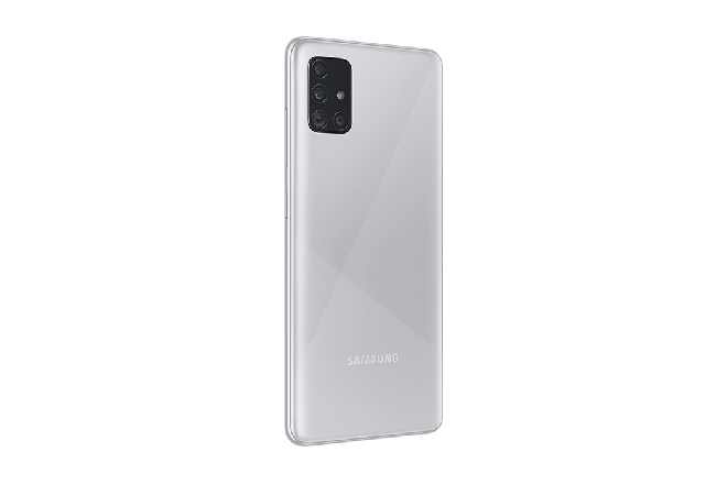 Celular SAMSUNG Galaxy A51 - 128GB Plateado_3