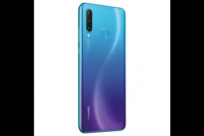 Celular HUAWEI P30 Lite 128GB Azul Morado- Peacock Blue_1