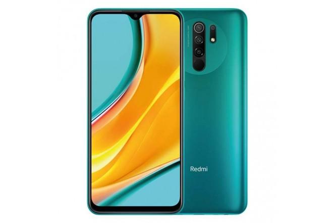 Celular XIAOMI REDMI 9 64GB Verde - Ocean Green + Maleta_3