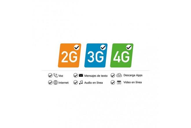 Combo Celular HUAWEI P30 LITE 256GB Azul Morado + Reloj GT2 42mm_8