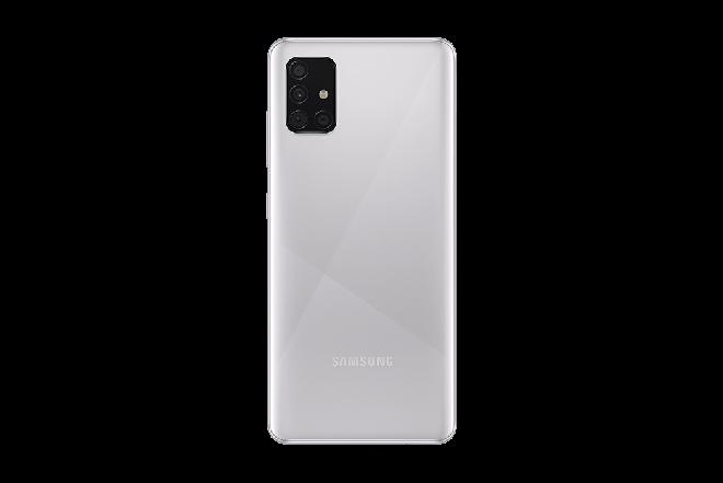 Celular SAMSUNG Galaxy A51 - 128GB Plateado_2