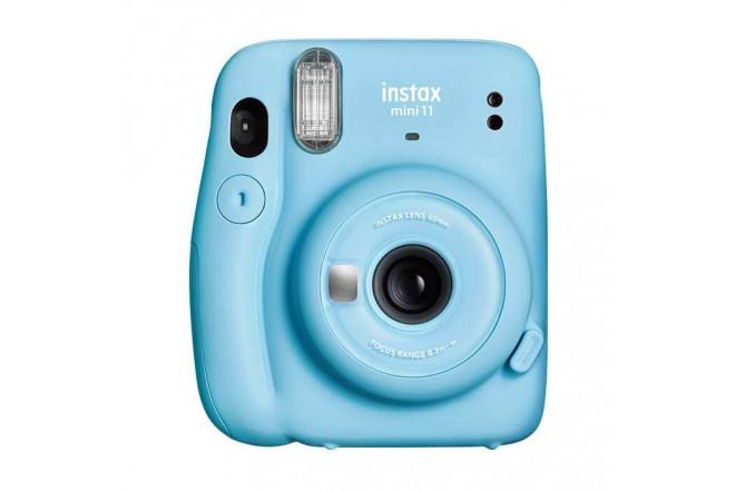 Cámara Instax FUJI Mini 11 Azul_1