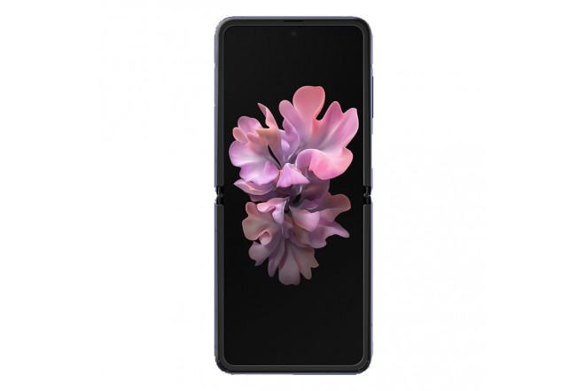 Celular SAMSUNG Galaxy Z FLIP 256GB Morado1