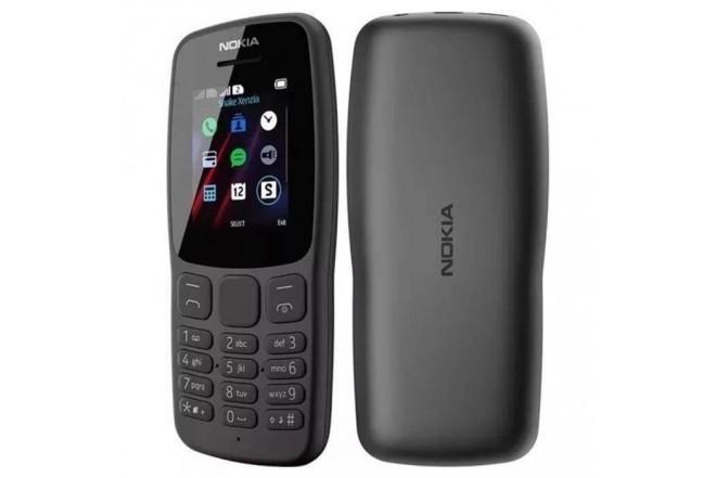 Combo Celular NOKIA 1.3 - 16GB Negro + Celular Nokia 106 Gris_8