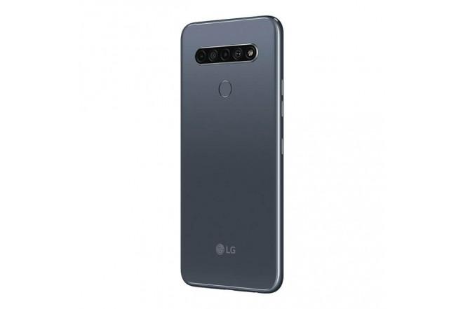 Celular LG K61 - 128GB Gris_4