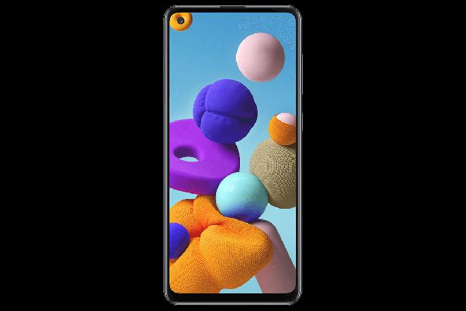 Celular SAMSUNG Galaxy A21S 64GB1