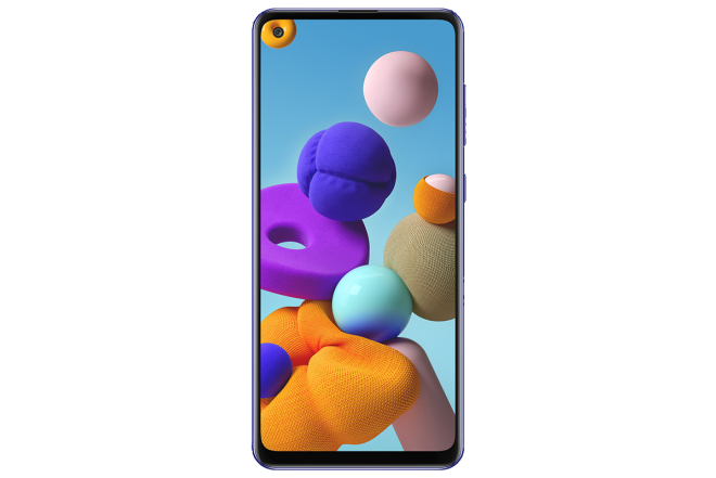 Celular SAMSUNG Galaxy A21S 64GB_1