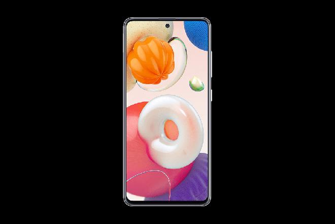 Celular SAMSUNG Galaxy A51 - 128GB Plateado_1