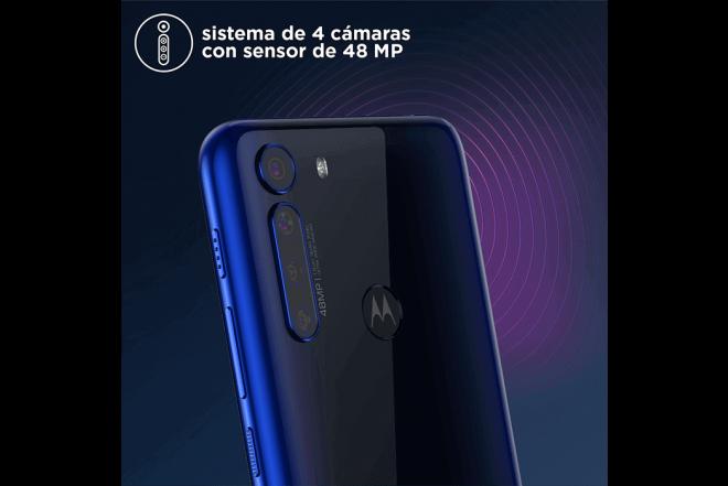 Celular MOTOROLA Hercules 64GB Azul - Deep Saphire_7
