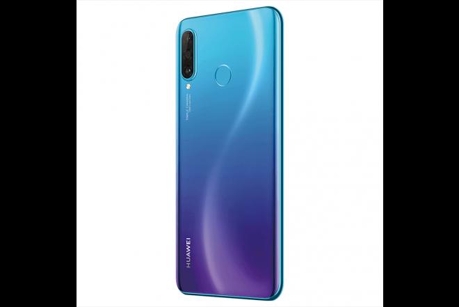 Celular HUAWEI P30 Lite 128GB Azul Morado- Peacock Blue_4