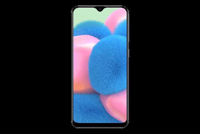 Celular SAMSUNG Galaxy A30S 128GB Blanco_