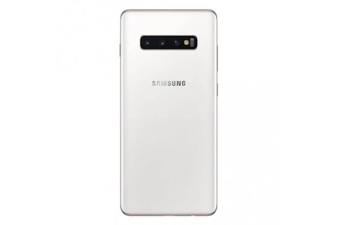 Celular SAMSUNG Galaxy S10 Plus Ceramic - 128GB Blanco_5