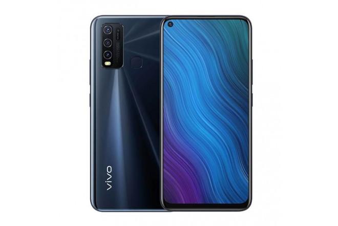 Celular VIVO Y50 - 128GB Negro - Starry Black _1