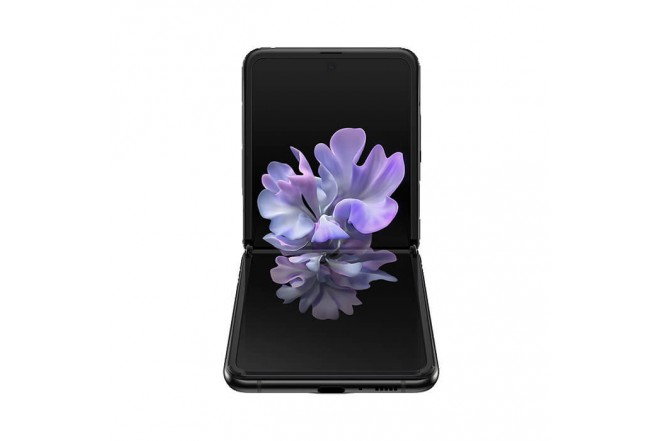 Celular SAMSUNG Galaxy ZFLIP 256GB Negro - Mirror Black + Galaxy Buds Plus_1