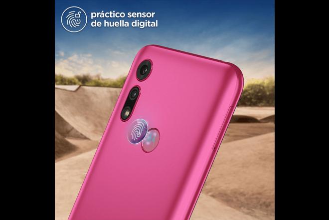 Celular MOTOROLA E6S 32GB Rosado - Electric Pink_8