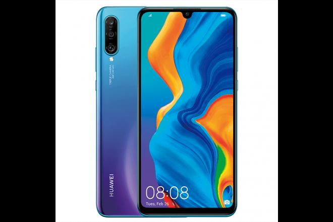 Celular HUAWEI P30 Lite 128GB Azul Morado- Peacock Blue_7