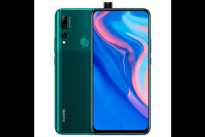 Celular HUAWEI Y9 Prime 128GB Verde - Emerald Green_1