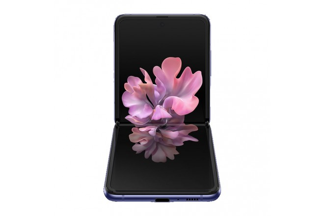 Celular SAMSUNG Galaxy Z FLIP 256GB Morado2
