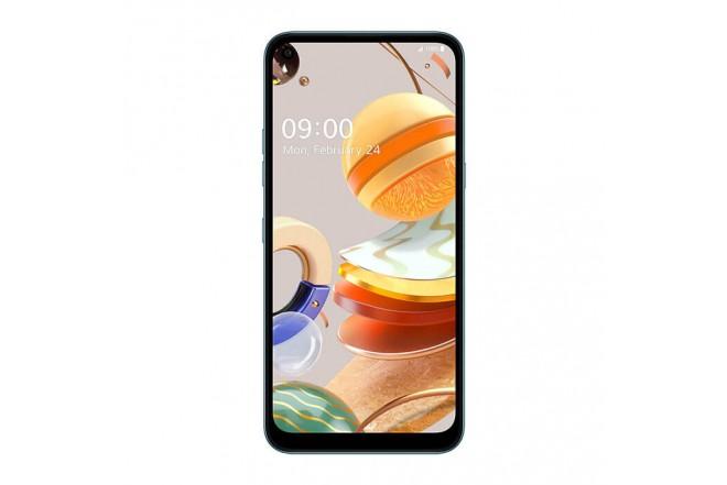Celular LG K61 - 128GB Blanco _1