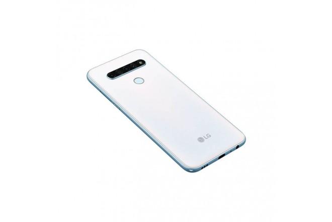 Celular LG K61 - 128GB Blanco _10