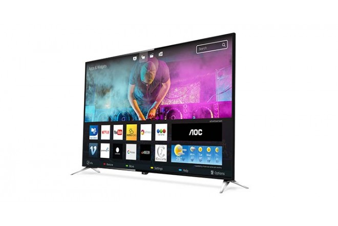 "TV 50"" 126cm AOC 50U7970I 4K UHD Internet"