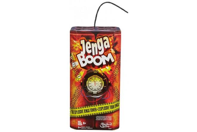 Jenga Boom