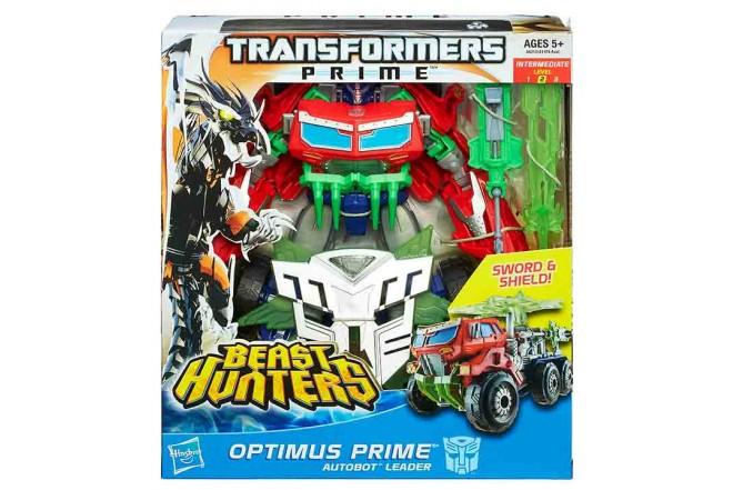 Transformers Prime VoyagerBeas