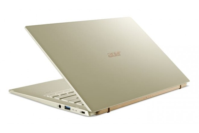 """Portátil ACER SF514-55T-58BD 14"""" Pulgadas Intel Ci5 11va Generación 8GB RAM Disco Solido 512GB Dorado_8"""