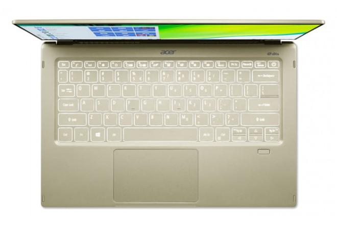 """Portátil ACER SF514-55T-58BD 14"""" Pulgadas Intel Ci5 11va Generación 8GB RAM Disco Solido 512GB Dorado_4"""