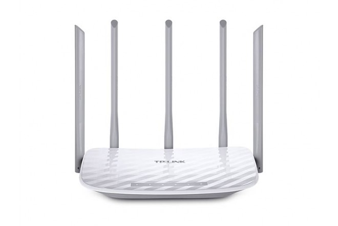 Router TP-LINK 5 Antenas AC 1350Mbps 1