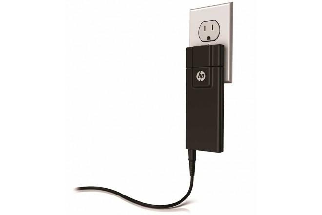 Adaptador HP Slim 65W de AC para viaje