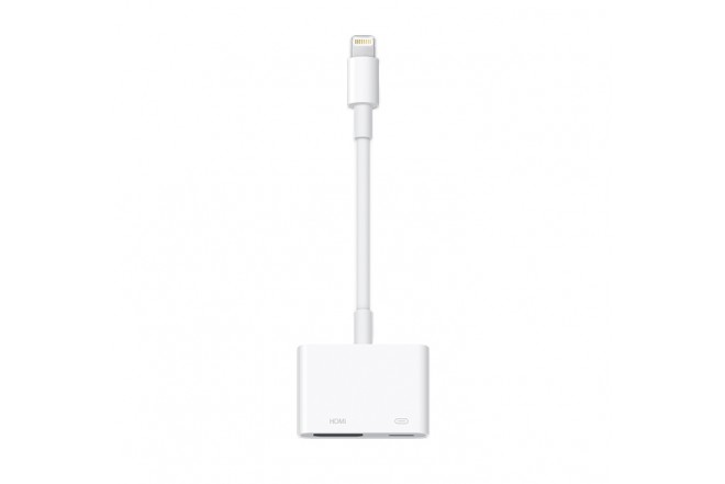 Adaptador APPLE Lightning  HDMI