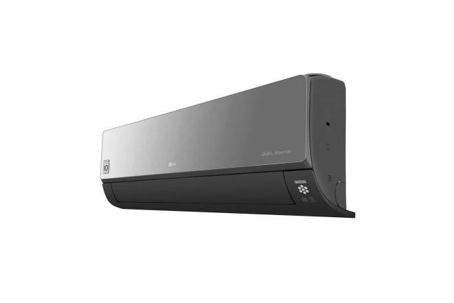 Aire Acondicionado LG Inverter 9000 BTU VR092 220V Negro