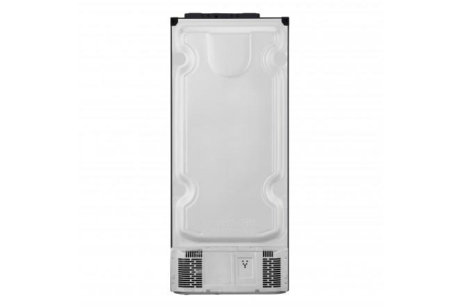 Nevera LG 437 LtLT41AGDXTop Freezer Fabricador de Hielo Negro 1