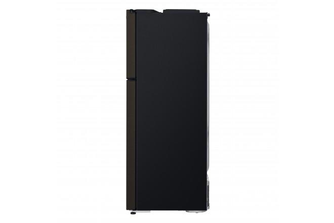 Nevera LG 437 LtLT41AGDXTop Freezer Fabricador de Hielo Negro 11