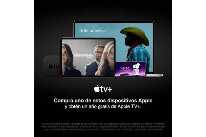 APPLE TV - 4K - 64GB 4