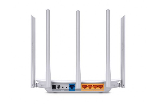 Router TP-LINK 5 Antenas AC 1350Mbps 3