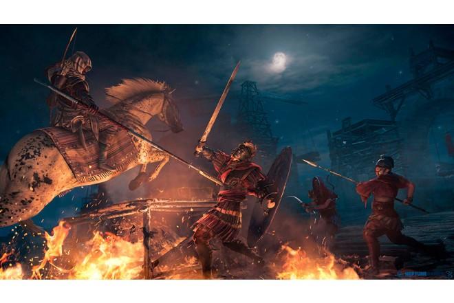 Videojuego PS4 Assassins Creed Origins-4