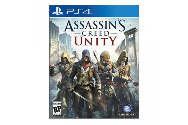 Videojuego PS4 Assassins Creed Unity