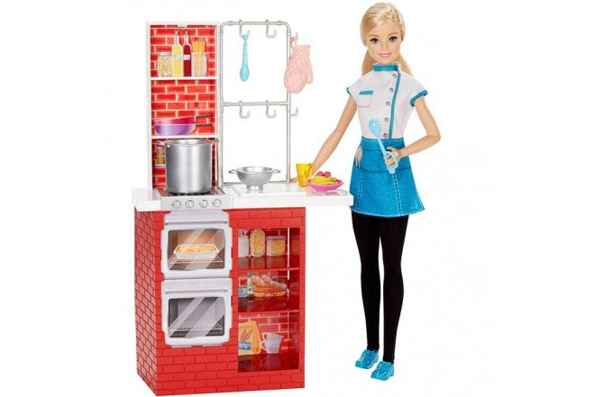 BARBIE Chef de Pasta