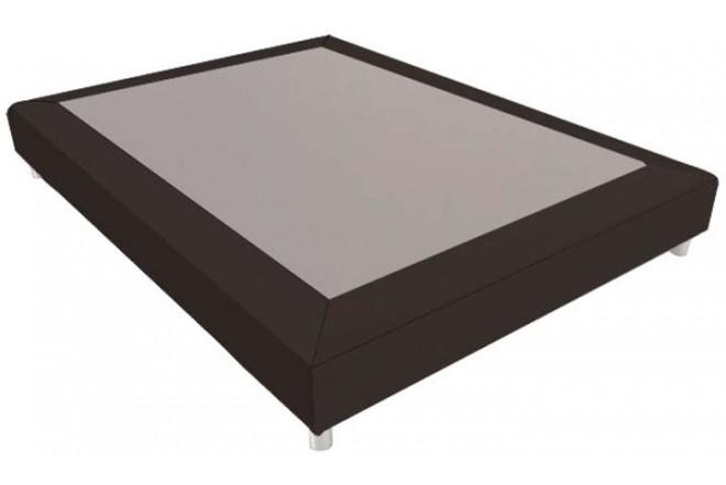 Base cama pranna negro 120x190 alkosto tienda online for Cama 120x190