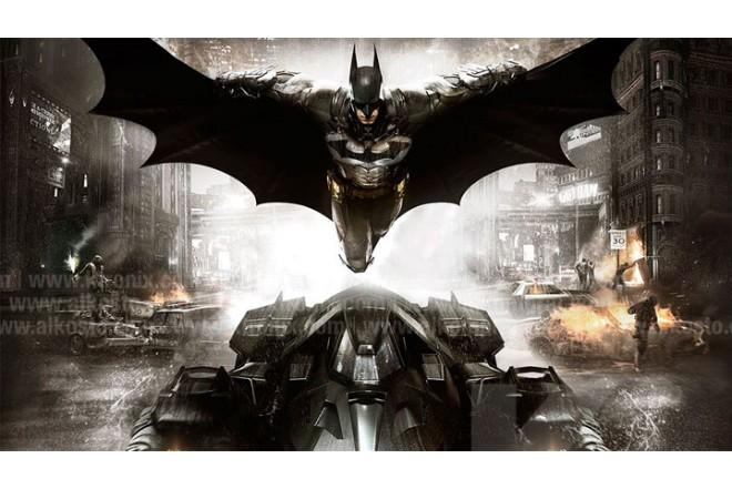 Videojuego PS4 Batman Arkham Knight
