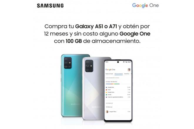 Celular SAMSUNG Galaxy A51 - 128GB Plateado_4