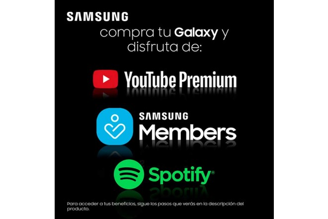 Celular SAMSUNG Galaxy Note 10+ DS 256 GB Plateado