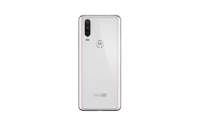 Celular MOTOROLA One Action 128GB Blanco1