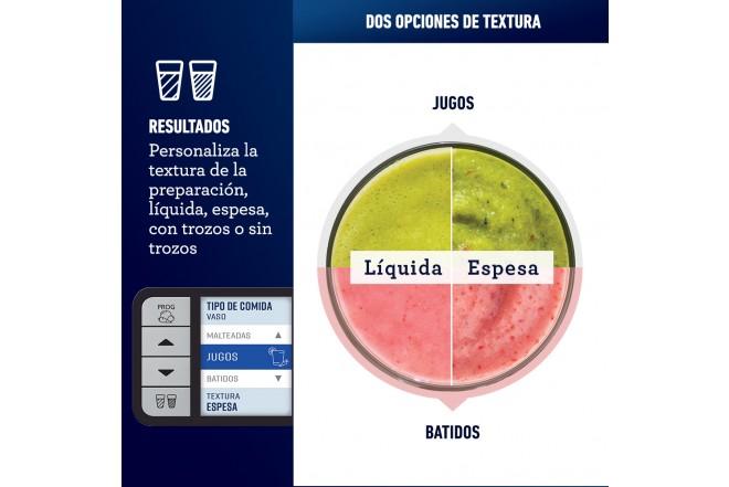 Licuadora ActiveSense™ Oster® BLSTTDGRBG, con Blend N Go, 2L , Roja1