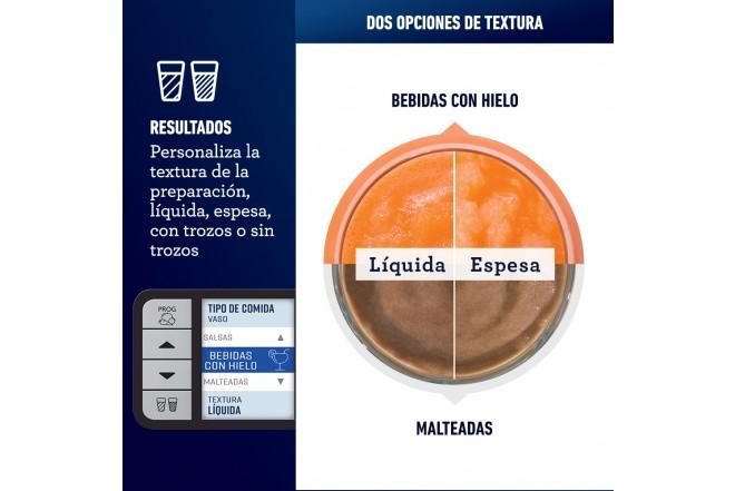 Licuadora ActiveSense™ Oster® BLSTTDGRBG, con Blend N Go, 2L , Roja3