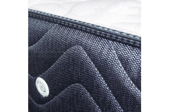 Colchón Resortado Extradoble FANTASÍA Blue Restek 160 x 190 cm