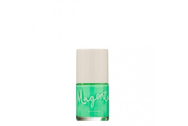 Esmalte Magenta Verde Pastel Flúo tono 161 x10ml